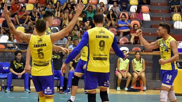UPCN y Lomas pasaron a la final del Presudamericano de Voleibol