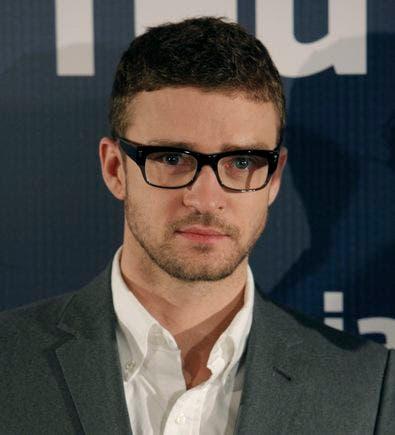 En una imagen de archivo, Justin Timberlake durante la presentación de la película Red Social
