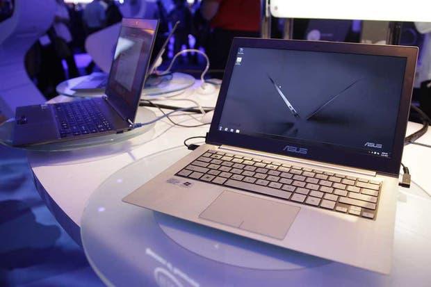 Una línea de ultrabooks de Asus con la tercera generación de procesadores Core de Intel
