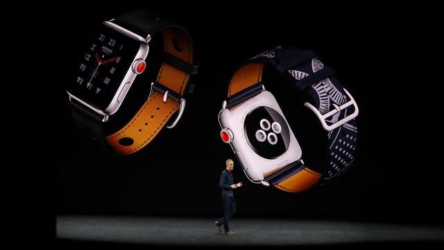 El Apple Series 3 suma conectividad LTE pero no cambia el tamaño del dispositivo