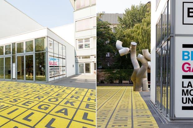 En la Berlinische Galerie, arte creado en Berlín desde 1870 hasta el presente: pintura, fotografía, arquitectura, dibujos y grabados.  Foto:Living /Daniel Karp