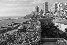 Los cambios en los balnearios permitirán una mejor observación de toda la costa