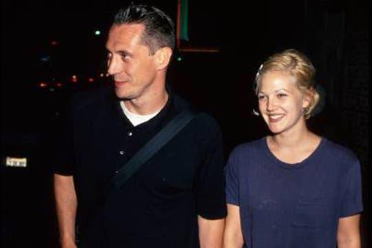 La actriz junto a su primer esposo, Jeremy Thomas. Foto: LIFE