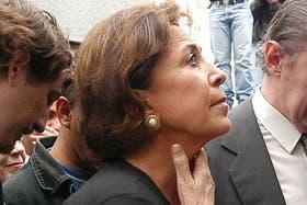 María Julia Alsogaray, ex funcionaria menemista