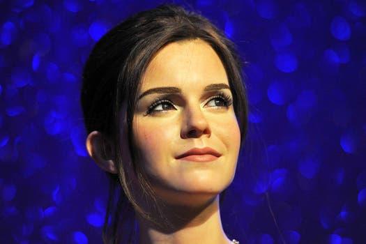 ¿Se parece a Emma Watson o a nuestra local María Leal?. Foto: AFP