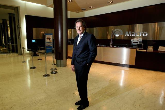MACRO. Las ganancias del banco de Brito crecieron 650 por ciento en los últimos diez años