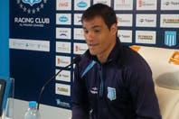 """Sebastián Saja: """"Estamos mentalizados en jugar la liguilla Pre-Libertadores"""""""