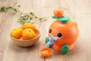 Objetos locos con naranjas
