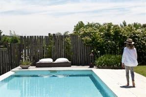Dos casas con jardines imperdibles