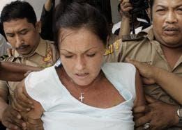 Pese a las numerosas protestas a favor de Corby, la joven pasó 13 años en prisión en Indonesia.