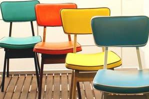 Deco: 5 locales para comprar sillas