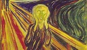 La obra maestra de Munch, extraída de la página del museo
