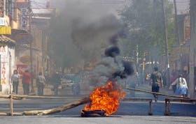 La violencia, que antes se había concentrado en Santa Cruz de la Sierra, llegó ayer a las calles de Tarija
