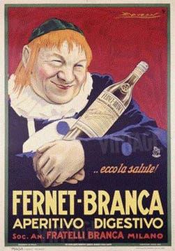 Una noche, en Milán, un boticario llamado Bernardino Branca la obtuvo después de mezclar con dedicación distintas hierbas, raíces, frutos y cortezas.. Foto: Gentileza Branca
