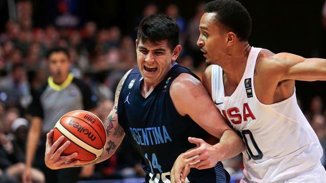 Argentina se vengó de Estados Unidos y felicitó a Canadá por ganar la AmeriCup