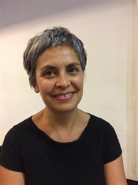 Claudia Fontes. Nacida en Buenos Aires en 1964, desde 2002 vive en Brighton, Inglaterra. Fue elegida para representar a la Argentina en la 57a Bienal de Venecia