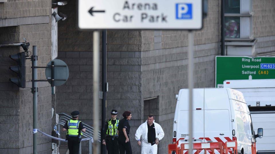 Theresa May dijo que fue uno de los peores atentados terroristas que sufrió el Reino Unido. Foto: AFP / Oli Scarff