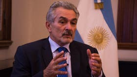 Amadeo Nicora, presidente del INTA