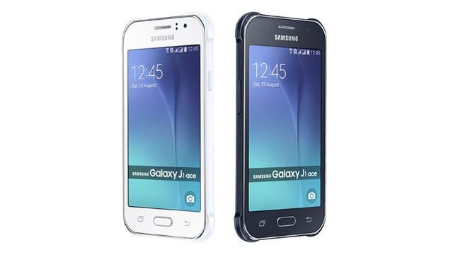 Un Samsung J1 Ace