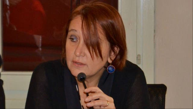 Roberta Paltrinieri, profesora de la Universidad de Bologna