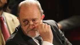 Carlos Verna, gobernador pampeano