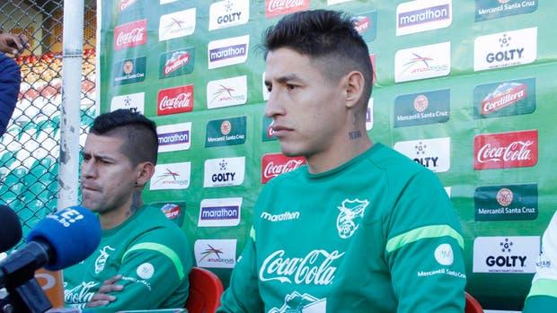 Nelson Cabrera, el futbolista que la FIFa consideró mal incluido en la selección de Bolivia