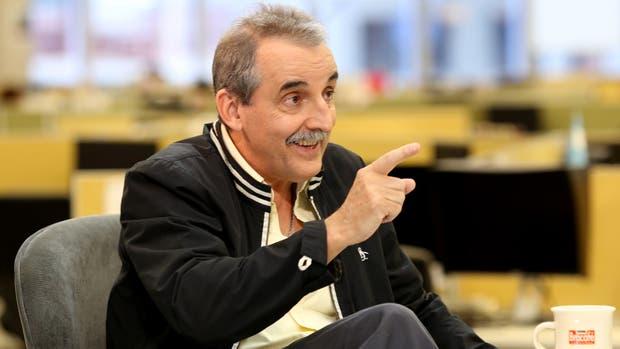Guillermo Moreno habló sobre su relación con el rey de La Salada