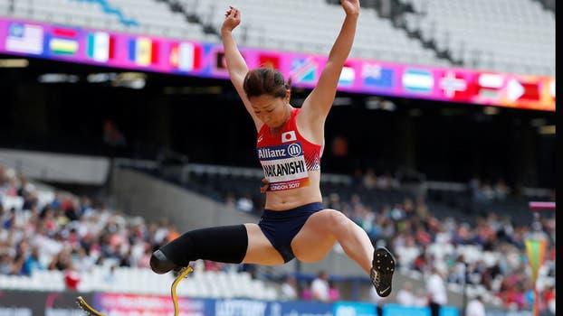 Mundial Paralímpico de Atletismo, Londres. Foto: Reuters