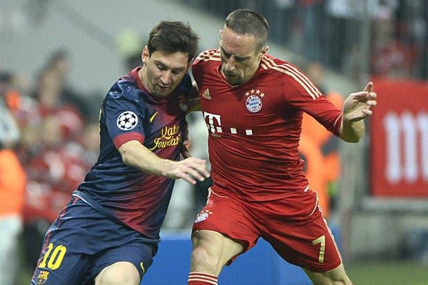 Barcelona estuvo desconocido y perdió 4 a 0.  Foto:AFP