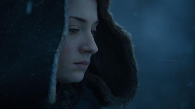 Sansa, pensativa. ¿Qué será de su suerte?