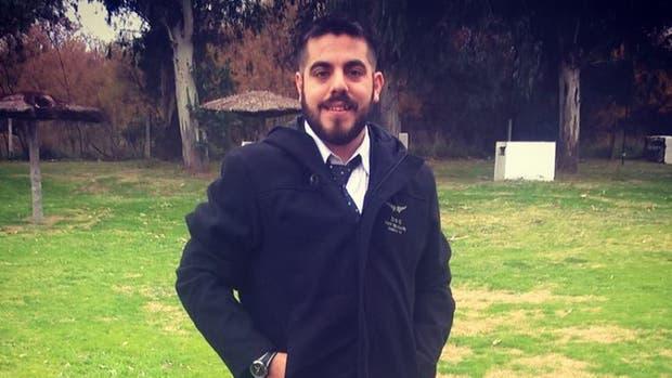 Ramiro tiene 22 años y estudia en Bahía Blanca