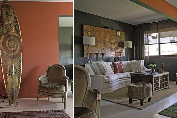 Ideas para decorar tu living con color   living   espacio living