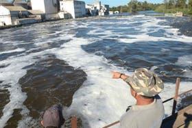 Serios problemas en Carcarañá por las inundaciones
