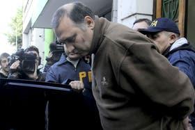 El encargado Jorge Mangeri, único detenido por el crimen de Angeles