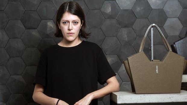 Paula Palese es la diseñadora detrás de Erdia, la marca de accesorios arquitectónicos