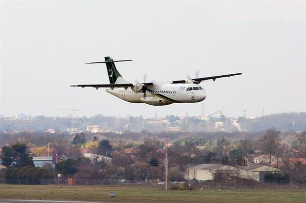 Lo biturbohélice ATR 72, con capacidad para transportar hasta 66 pasajeros, podrían llegar al país para la Gendarmería
