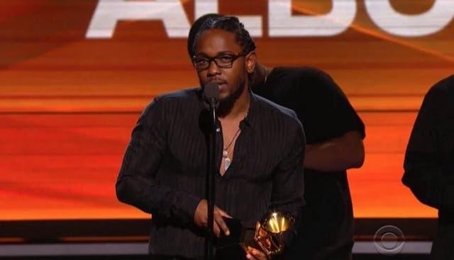 Kendrick Lamar y su merecido Grammy