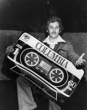 El cassette, una de las tecnologías que tuvo su debut en la CES