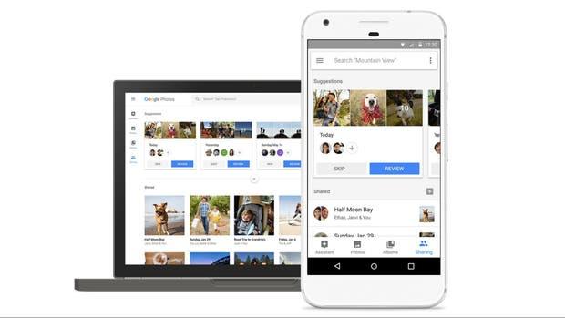 Google Fotos ahora será más inteligente