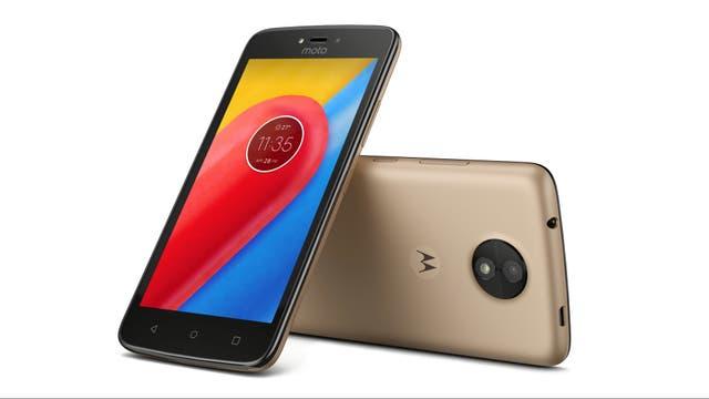 Un Motorola Moto C