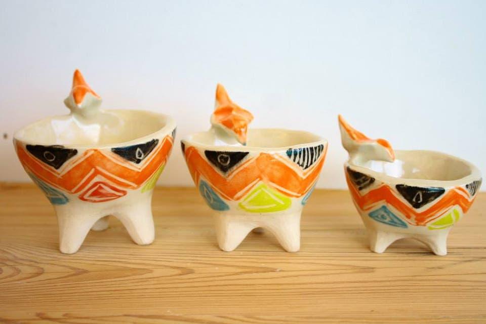 Diez propuestas de cerámica para vestir tu cocina