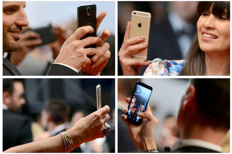 Presidente del Festival de Cannes prohibió selfis en la alfombra roja