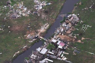 El huracán María dejó más de 4.600 muertos en Puerto Rico