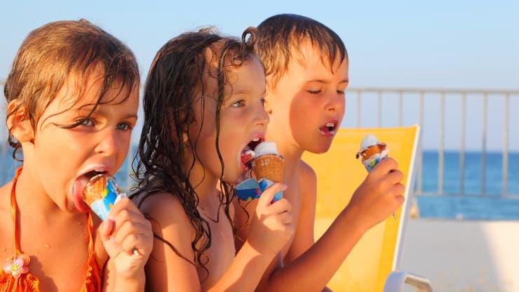 Los argentinos comen, en promedio, casi siete kilos de helado por año