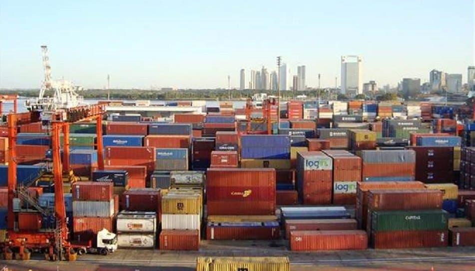 Argentina anota un déficit comercial de 847 millones de dólares en diciembre