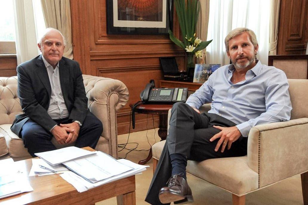 Nación propuso a Santa Fe pagar la deuda con bonos y obras