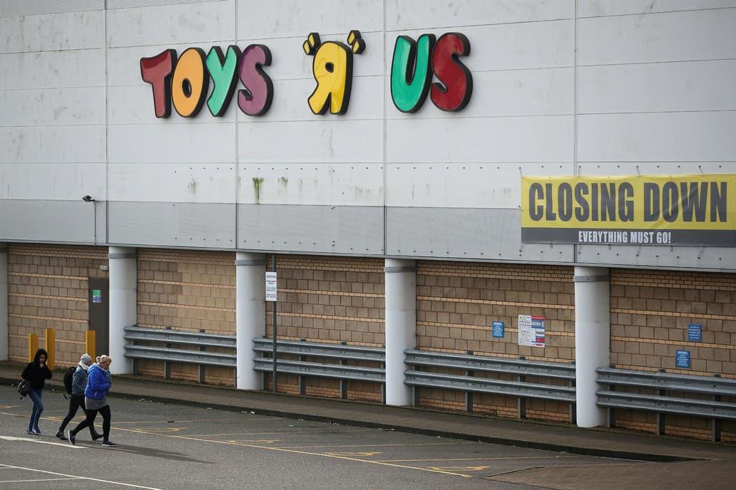 Cierre de Toys 'R' Us tendrá extensas repercusiones económicas