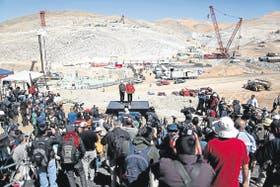 El rescate de los mineros chilenos, en octubre del año pasado, batió un récord de audiencia en la televisión mundial y funcionó como un reality show