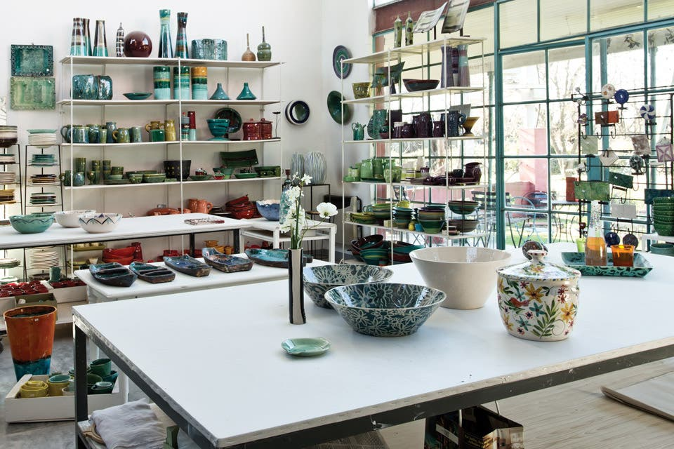 Un paraíso para los amantes de la cerámica