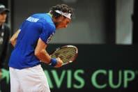 """Mónaco, sobre Del Potro: """"Si dice que va a la Copa Davis y luego no va, no es nada bueno para el equipo"""""""